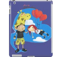 be my valentine pt. 2 iPad Case/Skin