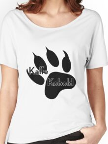 Kaffe Kobold Logo (Poltless Version) Women's Relaxed Fit T-Shirt