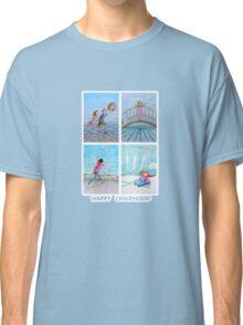 Happy childhood Classic T-Shirt
