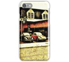 VW Garage iPhone Case/Skin