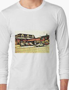 VW Garage Long Sleeve T-Shirt