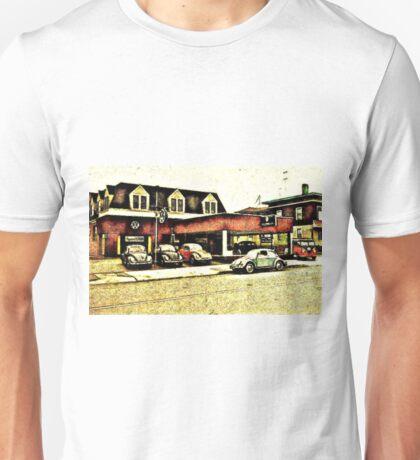VW Garage Unisex T-Shirt