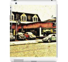 VW Garage iPad Case/Skin