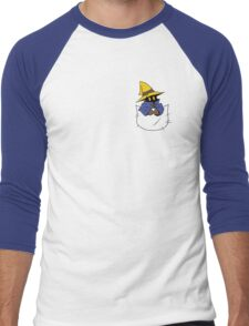 Pocket mage Men's Baseball ¾ T-Shirt