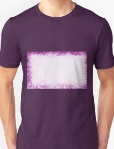 Vintage painted paper texture with space T-Shirt