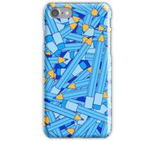 Bedtime Stories BLUE iPhone Case/Skin