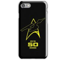 Star Trek 50th Anniversary iPhone Case/Skin