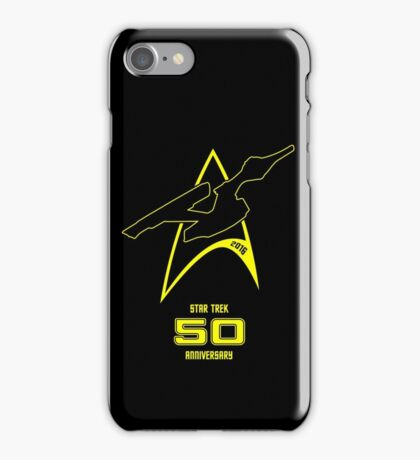Star Trek 50th Anniversary iPhone Case/Skin