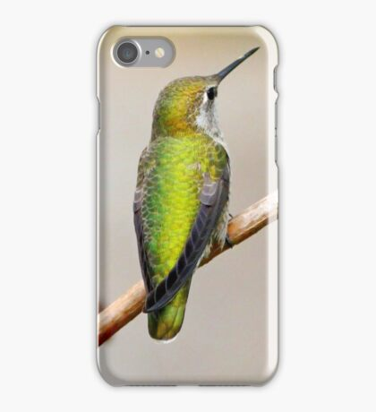 Lovely Little Lady iPhone Case/Skin