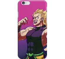 DIO - The greatest high iPhone Case/Skin