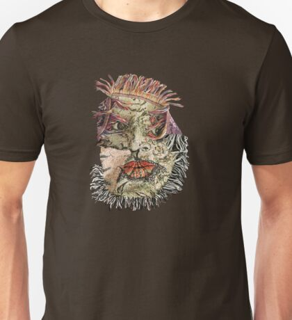 Fantacy Faces in my Fabric Unisex T-Shirt