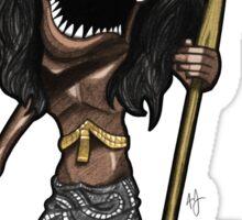 Zuni Fetish Doll Sticker