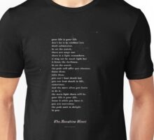 The Laughing Heart II Unisex T-Shirt
