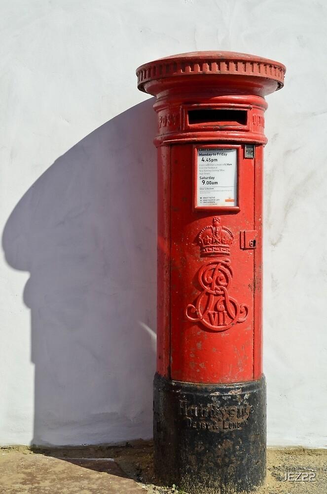 Pillar box by JEZ22