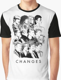 Changes Graphic T-Shirt