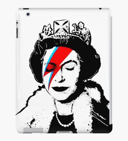 Ziggy Stardust Queen (David Bowie) iPad Case/Skin