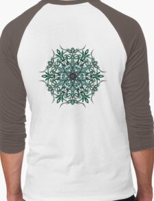Cactus Inferno Men's Baseball ¾ T-Shirt