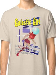 Galactic Girl Classic T-Shirt