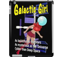 Galactic Girl iPad Case/Skin