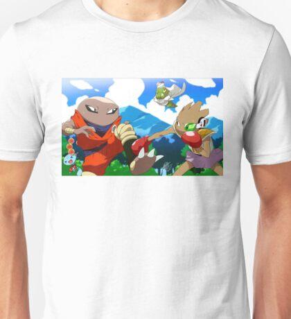 Pokeball Z Unisex T-Shirt