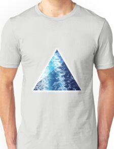Sea  Triangle Unisex T-Shirt