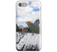 Ju 52 - Luftwaffe Stalwart iPhone Case/Skin