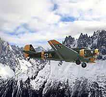 Ju 52 - Luftwaffe Stalwart by Pat Speirs