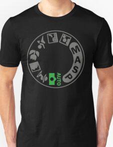 Digital SLR Camera Dial T-Shirt