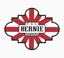 T.G.I. Bernie Sanders  One Piece - Short Sleeve