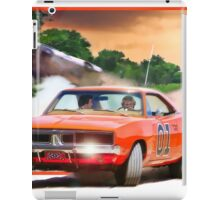 The Dukes of Hazzard iPad Case/Skin