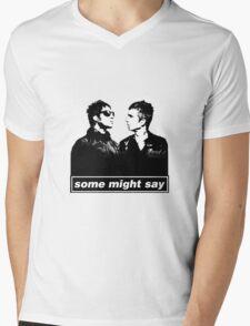 SOME MIGHT SAY.. Mens V-Neck T-Shirt
