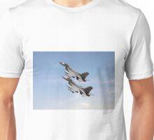 F16 -  Still the wild blue beckons Unisex T-Shirt