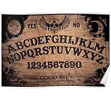 Classic ouija board Poster