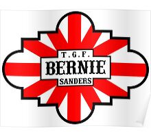 Thank Goodness for Bernie Sanders! Poster