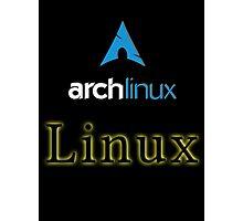 Archlinux Photographic Print