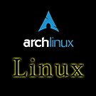 Archlinux by robbrown