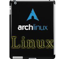 Archlinux iPad Case/Skin