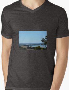 VIEWS OF THE BASS COAST - AUSTRALIA Mens V-Neck T-Shirt