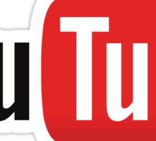 YouTube.  Sticker