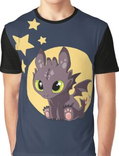 toothless Graphic T-Shirt