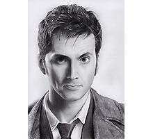 David Tennant Doctor Who No.10 Photographic Print