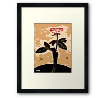 LOVE TOKEN Framed Print