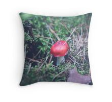 red mushroom in the forest auf Redbubble von pASob-dESIGN