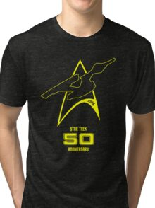 Star Trek 50th Anniversary Tri-blend T-Shirt