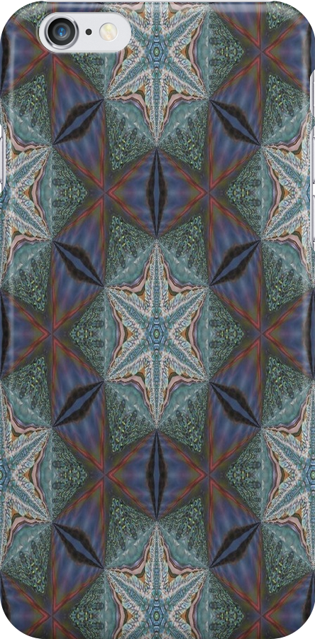 The Star of The Creator Digital Pattern by taiche