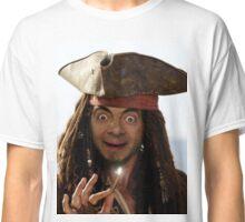 Captain Bean Classic T-Shirt