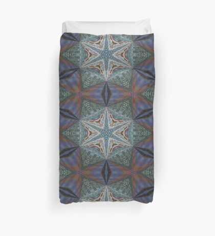 The Star of The Creator Digital Pattern Duvet Cover