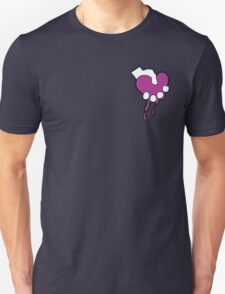 Squeezing Heart- Signature Logo T-Shirt