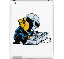 Daft Nuts Music T-Shirt Top Selling iPad Case/Skin