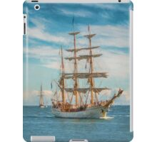 Sailing Grace (PC) iPad Case/Skin
